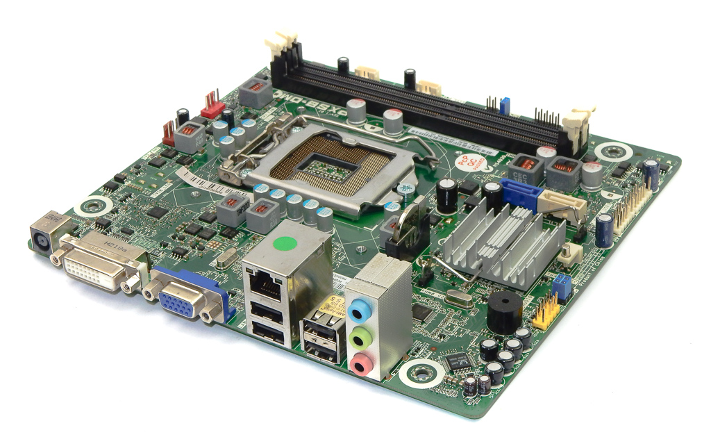 HP IPXSB-DM 691719-001 683037-001 Revision:1.02 Socket 1155 Motherboard