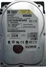 Western Digital Protege WD400EB-11CPF0 DCM:HSCBYV2A 40GB Hard Disk Drive
