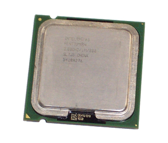 Intel SL7J5 Pentium 4 2.8GHz 800MHz 1MB Socket 775 Processor