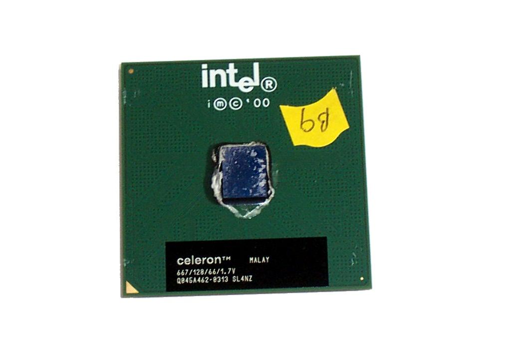 Intel SL4NZ Celeron 667MHz Socket 370 CPU