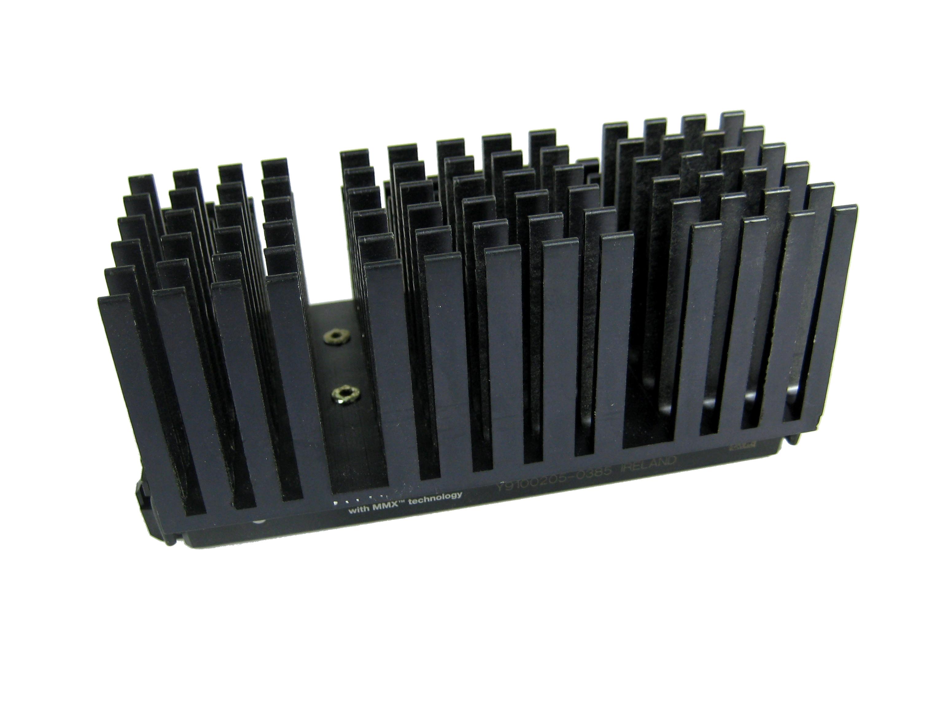 Gateway 2503349 Pentium 2 350MHz Slot 1 CPU & Heatsink
