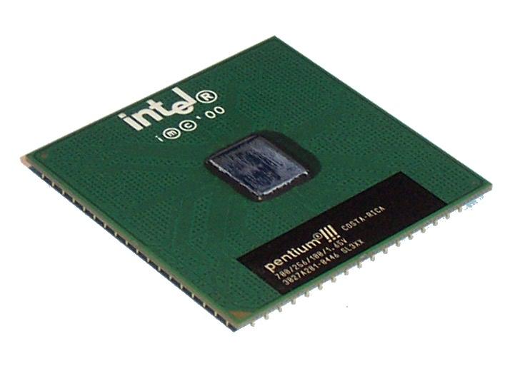 Intel SL3XX Pentium 3 700MHz 256KB 100MHZ FSB Socket 370 Processor