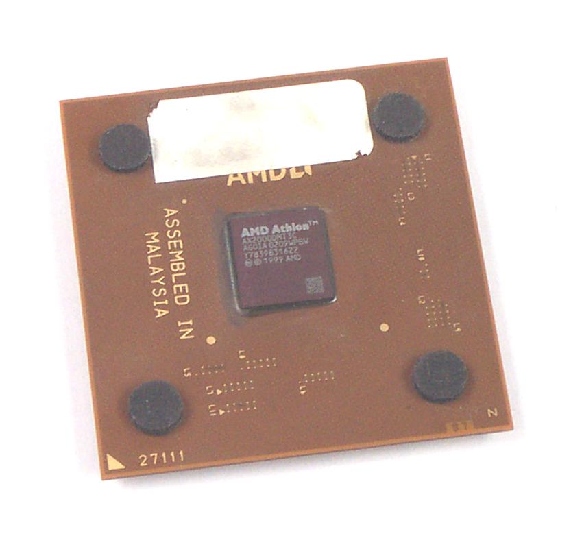 AMD Athlon XP AX2000DMT3C 2000+ Socket A/462 Processor