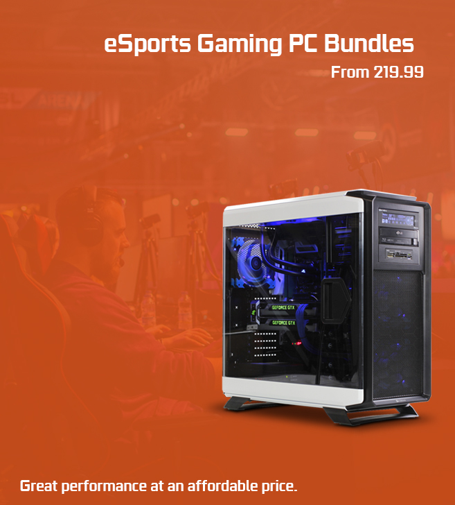 High Spec Gaming PCs