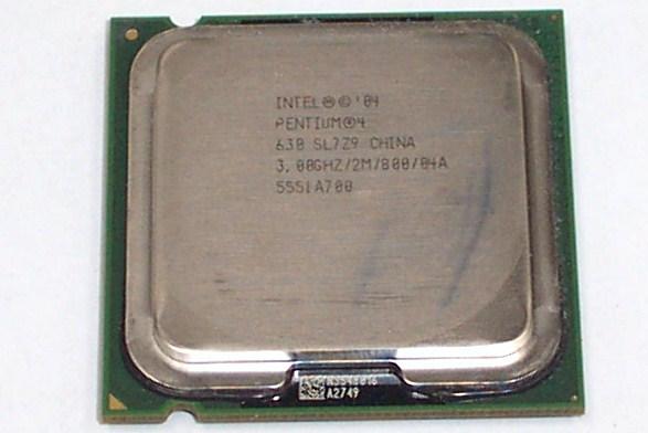 Intel Pentium 4 (630) 3.0GHz Processor 2048KB L2 Cache 800MHz Front Side Bus