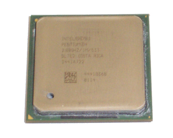 Intel SL7E2 Pentium 4 2.8GHz 533MHz 1MB Socket 478 Processor