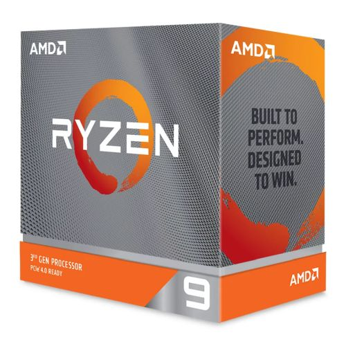 AMD Ryzen 9 3950X CPU, 16-Core, AM4, 3.5GHz (4.7 Turbo), 105W, 7nm, 3rd Gen, No