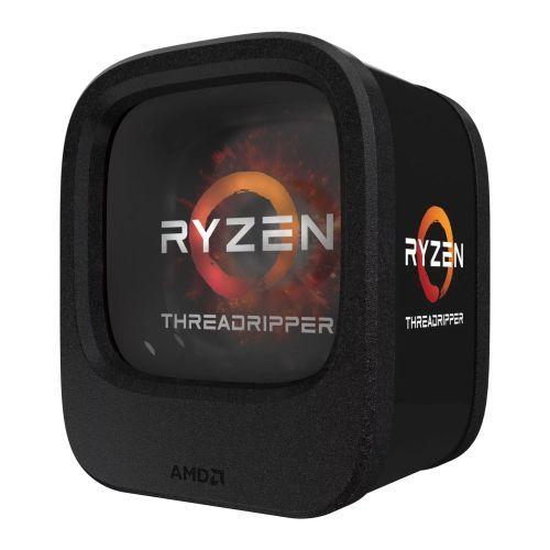 AMD Ryzen Threadripper 1950X, TR4, 3.4GHz (4.0 Turbo), 16-Core, 180W, 40MB Cache, 14nm, No Graphics, NO HEATSINK/FAN