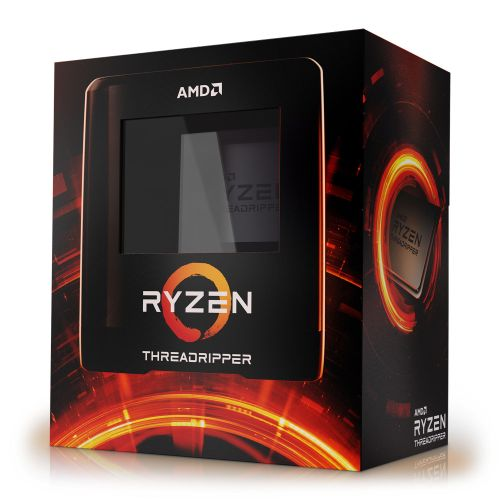 AMD Ryzen Threadripper 3990X, TRX4, 2.9GHz (4.3 Turbo), 64-Core, 280W, 256MB Cac