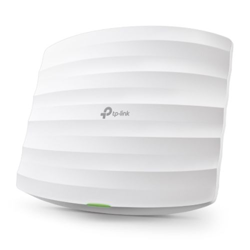 TP-LINK (EAP245 V3) AC1750 (1300+450) Dual Band Wireless Ceiling Mount Access Point, POE, GB LAN, MU-MIMO, Free Software