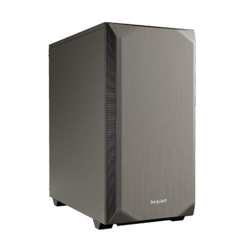 Be Quiet! Pure Base 500 Gaming Case, ATX, No PSU, 2 x Pure Wings 2 Fans, PSU Shroud, Metallic Grey