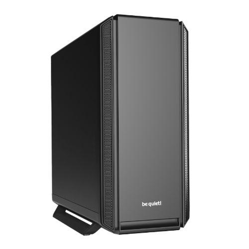 Be Quiet! Silent Base 801 Gaming Case, E-ATX, No PSU, 3 x Pure Wings 2 Fans, PSU Shroud, Black