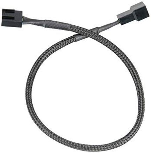Akasa PWM Fan Extension Cable, 30cm
