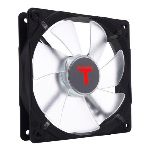 Riotoro Cross-X Classic Case Fan, 12cm, Hydraulic Bearing, Red LED