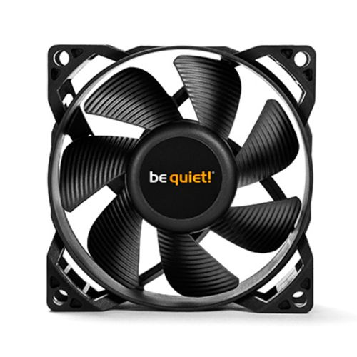 Be Quiet! BL037 Pure Wings 2 PWM 8cm Case Fan, Rifle Bearing