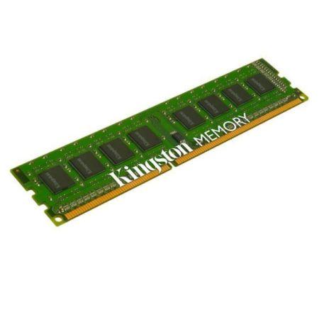 Kingston 2GB, DDR3, 1333MHz (PC3-10600), CL9, DIMM Memory, Single Rank