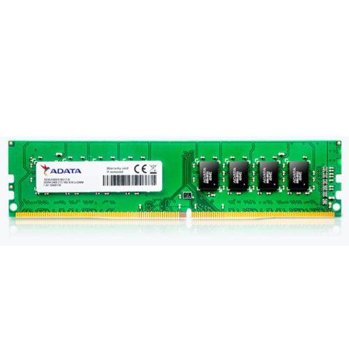 ADATA Premier 16GB, DDR4, 2400MHz (PC4-19200), CL17, DIMM Memory, 1024x8