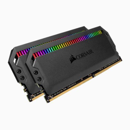 Corsair Dominator Platinum RGB 16GB Kit (2 x 8GB), DDR4, 3000MHz (PC4-24000), CL