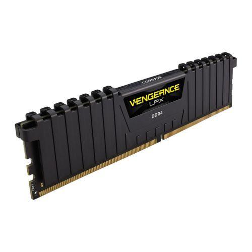 Corsair Vengeance LPX 8GB, DDR4, 2400MHz (PC4-19200), CL16, XMP 2.0, DIMM Memory