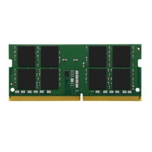 Kingston 16GB, DDR4, 2400MHz (PC4-19200), CL17, SODIMM Memory, Dual Rank