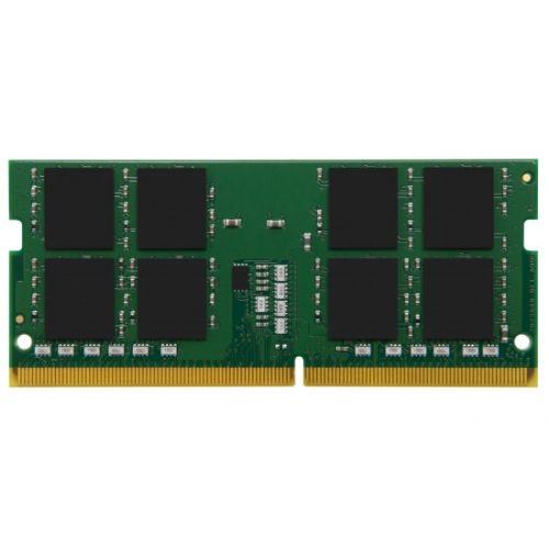 Kingston 8GB, DDR4, 2400MHz (PC4-19200), CL17, SODIMM Memory, Dual Rank