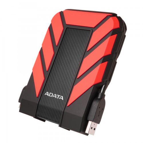 """ADATA 1TB HD710 Pro Rugged External Hard Drive, 2.5"""", USB 3.1, IP68 Water/Dust P"""