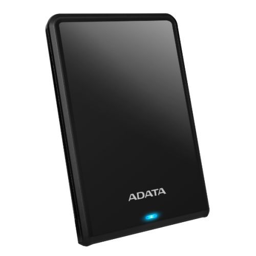 "ADATA 2TB HV620S Slim External Hard Drive, 2.5"", USB 3.1, 11.5mm Thick, Black"