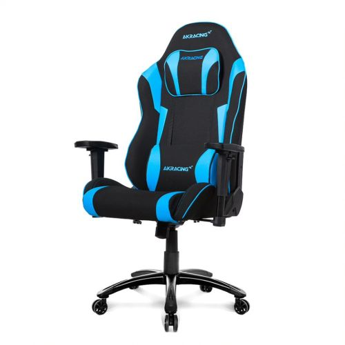 AKRacing Core Series EX-Wide SE Gaming Chair, Black/Blue, 5/10 Year Warranty