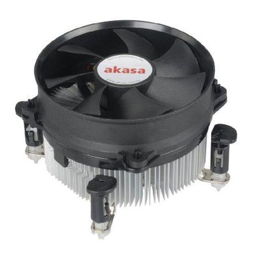Akasa AK-959CU Heatsink and Fan, Sockets 775, 1150, 1151, 1155, 1156, PWM Fan, Up to 115W