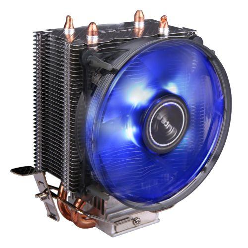 Antec A30 Heatsink & Fan, Intel & AMD Sockets, Whisper-quiet 9.2cm LED Fan, Rifl