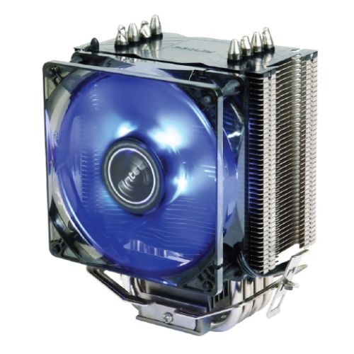Antec A40 PRO Heatsink & Fan, Intel & AMD Sockets, Whisper-quiet 9.2cm LED PWM F