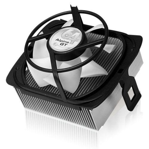 Arctic Alpine 64 GT Heatsink & Fan, AMD Sockets, Fluid Dynamic Bearing, 6 Year Warranty