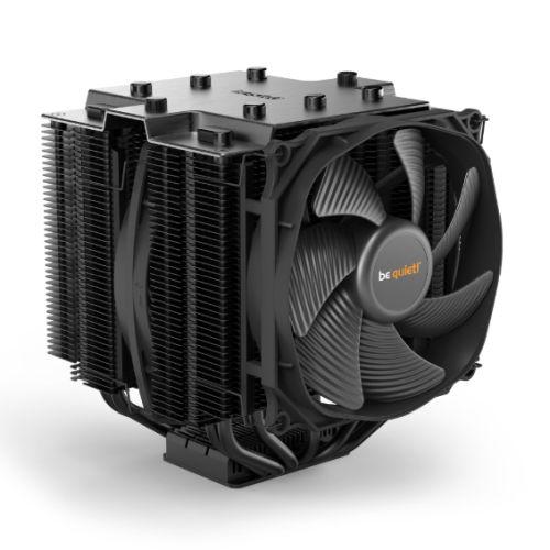 Be Quiet! BK023 Dark Rock Pro4 TR4 Heatsink & Fan, AMD TR4 Socket Only, Dual Silent Wings Fans, Fluid Dynamic