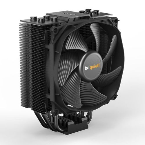 Be Quiet! BK024 Dark Rock Slim Heatsink & Fan,  Intel & AMD Sockets, Silent Wings Fan, 180W, Fluid Dynamic
