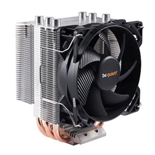Be Quiet! BK008 Pure Rock Slim Heatsink & Fan, Intel & AMD Sockets, 9.2cm PWM Fa