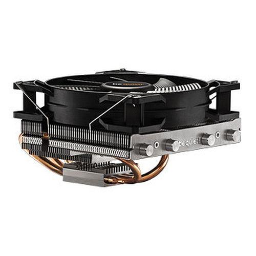 Be Quiet! BK002 Shadow Rock LP Heatsink & Fan, Intel & AMD Sockets, Pure Wings 2 Fan, Low Profile