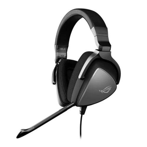 Asus ROG Delta Core Gaming Headset, Hi-Res, 3.5mm Jack, Boom Mic