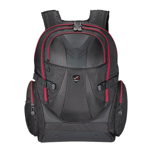 "Asus ROG XRanger Backpack, up to 17"" Laptops, Water Resistant, Padded Compartments, Black"