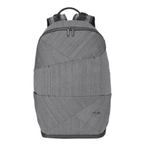 "Asus ARTEMIS 17"" Laptop Backpack, Hidden Security Pocket, Padded, Easy Access, Grey"