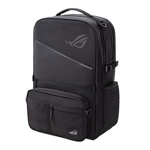 "Asus ROG 17"" Ranger BP3703G Core Modular Gaming Backpack, Anti-theft, Water Repellent, RFID-blocking Pocket, 20 Litre"