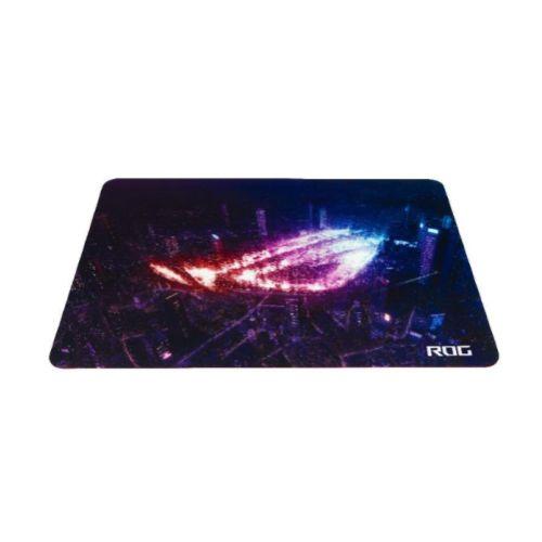 Asus ROG STRIX SLICE Gaming Mouse Pad, Ultrathin Design, Glow-in-the-dark Logo, 350 x 250 x 0.6 mm