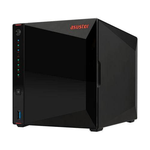 ASUSTOR NIMBUSTOR 4 (AS5304T) 4-Bay NAS Enclosure, Quad Core 2.5GHz CPU, 4GB DDR