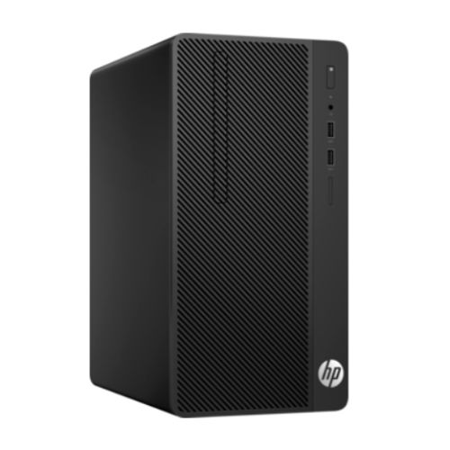 HP 290 G1 MT Tower PC, i7-7700, 8GB, 256GB SSD, Wi-Fi/Bluetooth, DVDRW, Windows 10 Pro
