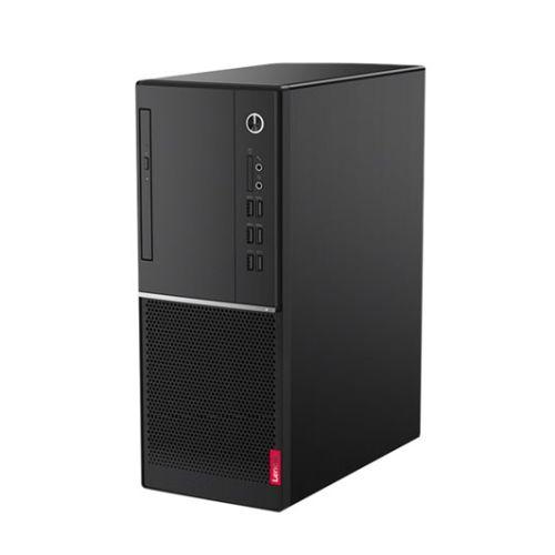 Lenovo V55T Tower PC, Ryzen 5 3400G, 8GB, 256GB SSD, DVDRW, Windows 10 Pro