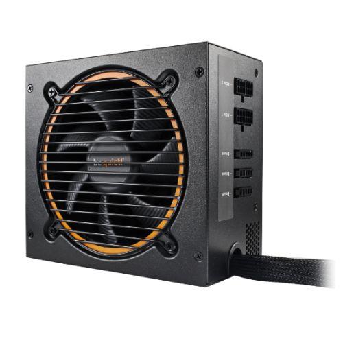 Be Quiet! 400W Pure Power 11 CM PSU, Semi-Modular, Rifle Bearing Fan, 80+ Gold, Cont. Power