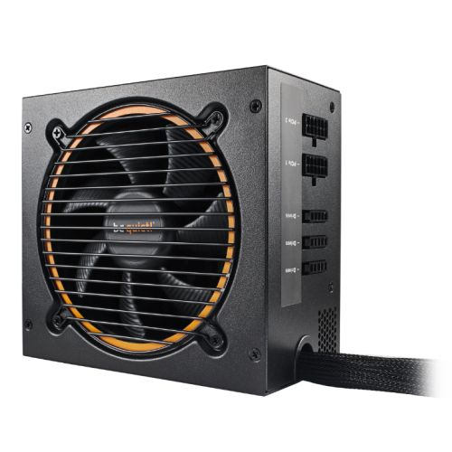 Be Quiet! 600W Pure Power 11 CM PSU, Semi-Modular, Rifle Bearing Fan, 80+ Gold, Cont. Power