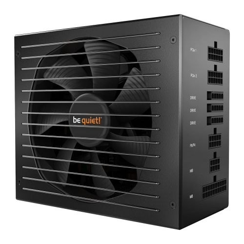 Be Quiet! 650W Straight Power 11 PSU, Fully Modular, Fluid Dynamic Fan, Quad Rail, 80+ Platinum