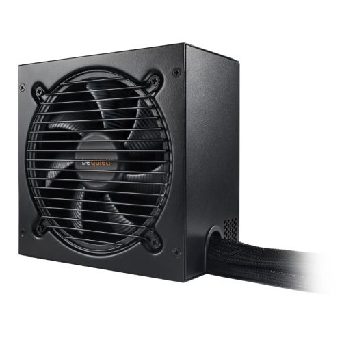 Be Quiet! 700W Pure Power 11 PSU, Fully Wired, Rifle Bearing Fan, 80+ Gold, Cont. Power