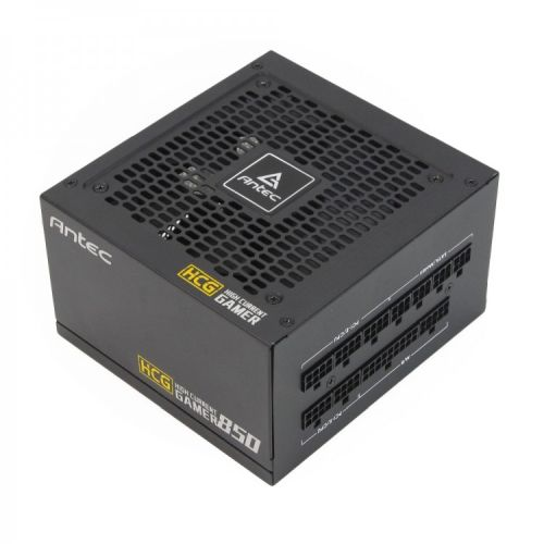 Antec 850 High Current Gamer Gold PSU, Fully Modular, Fluid Dynamic Fan, 80+ Gold