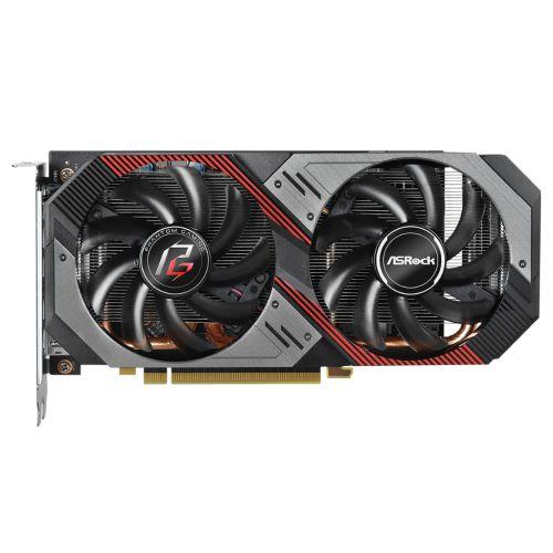 Asrock RX5600 XT Phantom Gaming D2 6G OC, 6GB DDR6, PCIe4, HDMI, 3 DP, 1750MHz Clock, RGB Lighting